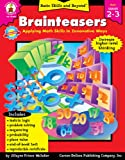 Brainteasers 2-3, Carson-Dellosa Publishing Staff, 0887241840