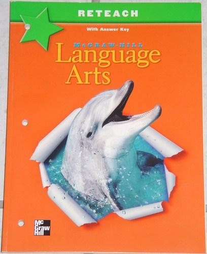 Read Online Mcgraw-hill Language Arts, Grade 5: Reteach pdf