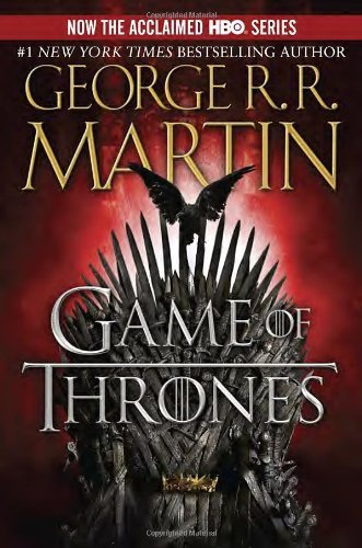 By George R.R. Martin:A Game of Thrones (A Song of Ice and Fire, Book 1) [Paperback]