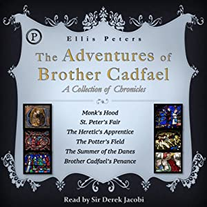 The Adventures of Brother Cadfael Audiobook