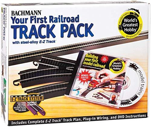 Bachmann Trains Snap-Fit E-Z TRACK WORLD