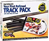 Bachmann Trains Snap-Fit E-Z TRACK WORLD'S