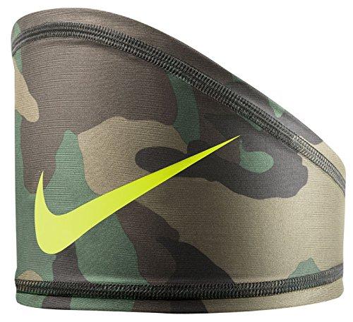 Nike Pro Combat Dri-Fit Skull Wrap 4.0 (Iguana/Blk Forest/Turk Coffee/Volt) OS