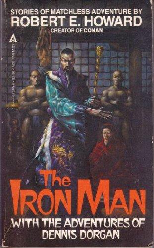 Iron Man Adventure Dorgan -