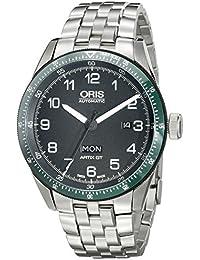 Mens 73577064494SET Artix Analog Display Swiss Automatic Black Watch