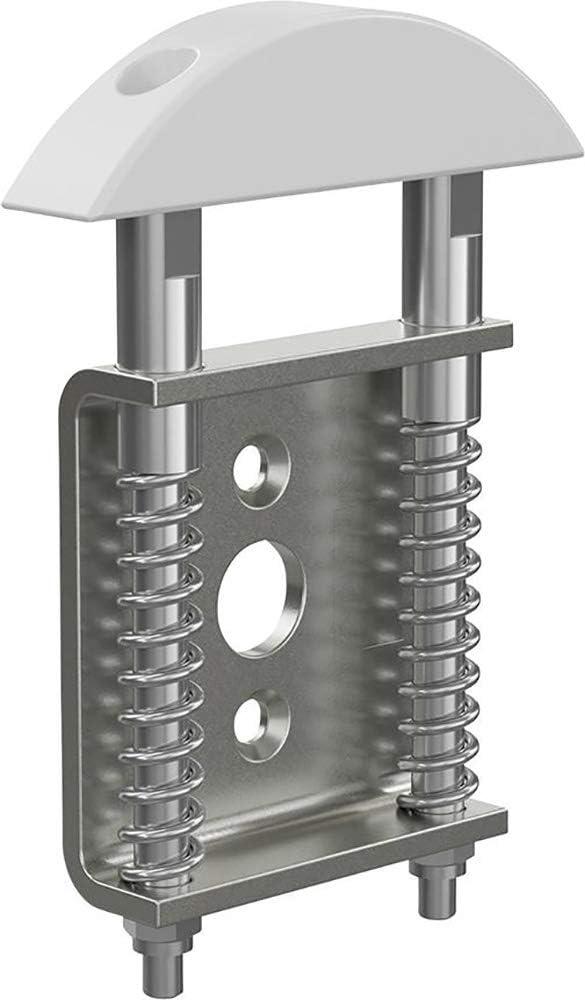 Tope de puerta corredera con muelle, incluye 2 muelles, tope de puerta,: Amazon.es: Bricolaje y herramientas