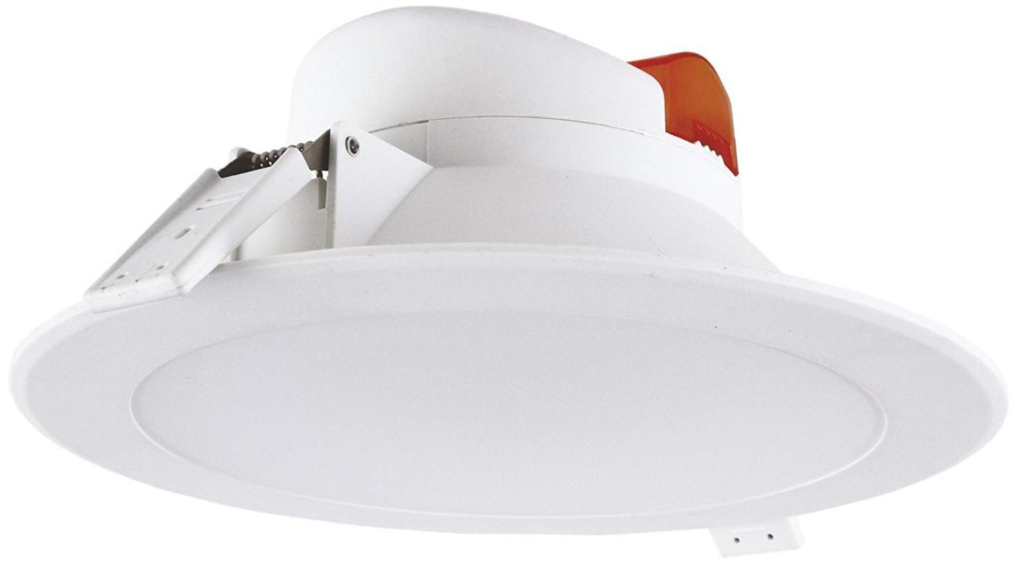 LED 14W Einbaustrahler IP44 230V rund - 1260lm - Ø174mm - tagesweiß (4000 K) [Energieklasse A+] HAVA