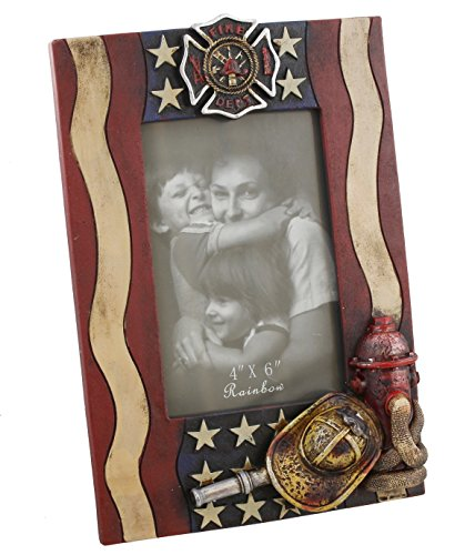 fireman picture frame - 2