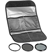 Hoya 67mm Digital Filter Kit with 3 Filters & Pouch