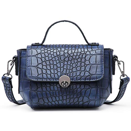 Slip Shoulder Bag - Womens Top Handle Mini Bags, seOSTO Handbags and Purses Cell Phone Bags With Removable Shoulder Strap