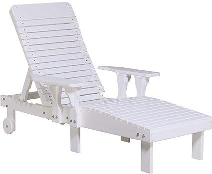 Amazon.com: luxcraft Lounge Silla De Plástico Reciclado ...