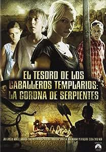 El tesoro de los caballeros templarios III: La corona de serpien [DVD]