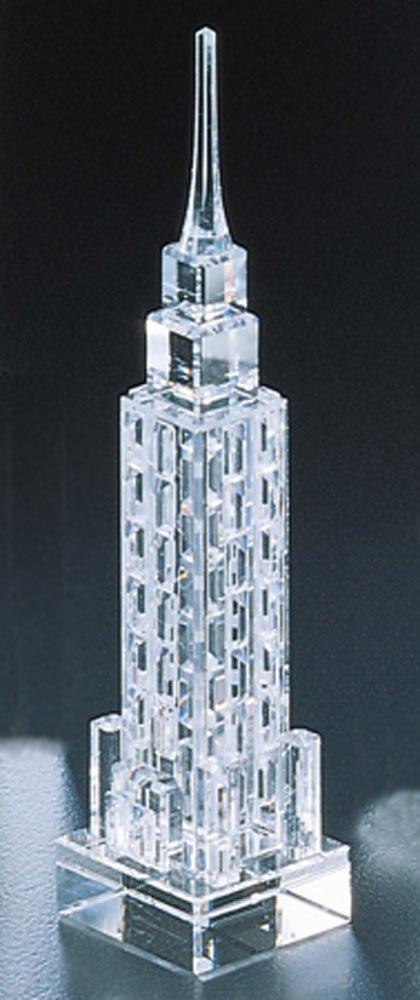 Crystal World - Mini Empire State Bldg+windows