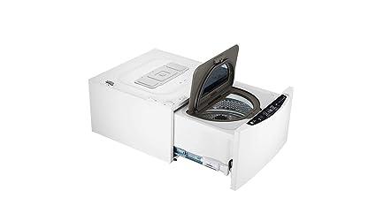 Lavasecadora LG TWDG12W: Amazon.es: Hogar