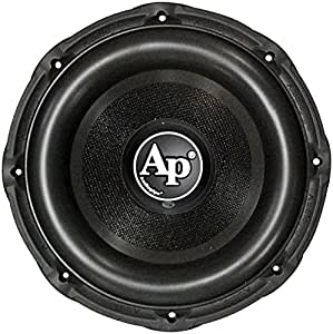"Audiopipe TXXBD312 Audiopipe 12"" Woofer 1800W Max 4 Ohm DVC"