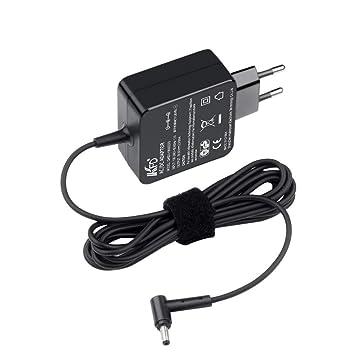KFD adp-33W Adaptador Cargador portátil para Asus Vivobook X200CA S200E X201E F201E X202E F200CA