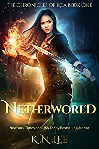 Netherworld by K.N. Lee ebook deal