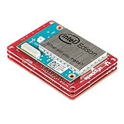 ALSR SparkFun Block for Intel Edison - 9 Degrees of Freedom