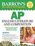 Barron's AP English Test Preparation with CD