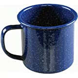 Coleman 12 Ounce Enamelware Coffee Mug (Blue)