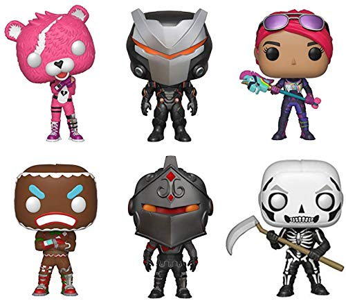 Funko Pop! Games: Fortnite Series 1 Vinyl Figure Collection (Set of ()
