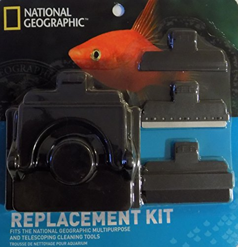 national-geographic-replacement-kit-for-aquarium-multipurpose-and-telescoping-cleaning-tools
