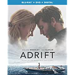 Adrift arrives on Digital August 21 and on Blu-ray and DVD September 4 from STXfilms and Universal