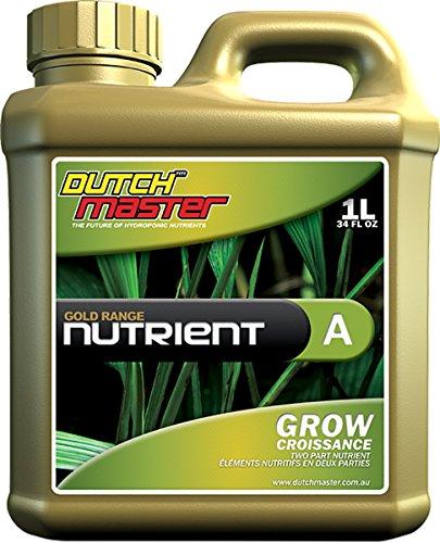 Dutch Master DM2102 Gold Grow A Plant Nutrient, 1 L ()