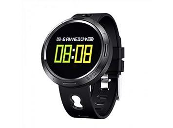 Muvit I/O Health Aqua - Reloj de Actividad y sueño, Color Negro: Amazon.es: Electrónica