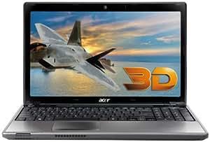 Acer AS5745DG-3855 15.6-Inch 3D Laptop (Black)