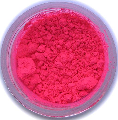 Neon Chocolates - Neon Pink Petal Dust, 4 gram container