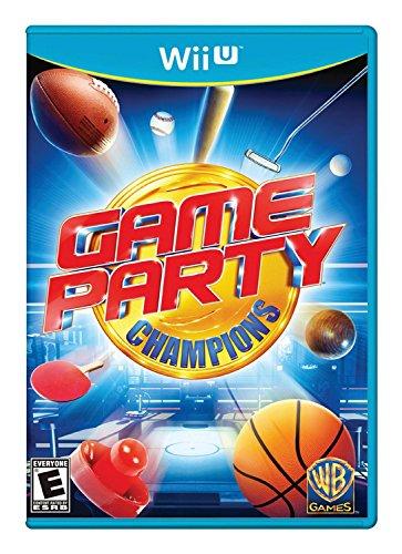 Game Party Champions (Nintendo Wii U) (Champions Nintendo Wii)