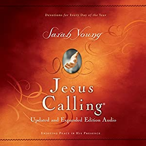 Jesus Calling Updated and Expanded Audiobook
