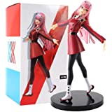 """6.3/"""" Anime Darling In The Franxx Zero Two 02 Action Figure Collection Toys Gift"""