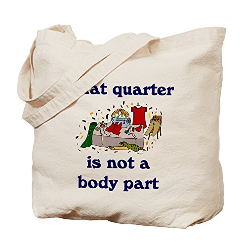 CafePress Seamstress Natural Canvas Shopping