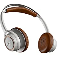 Plantronics Backbeat Sense - Wireless Headphones With MIC (White/Tan)