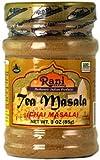 Rani Natural Tea (Chai) Masala Indian Spice Blend 3oz (85g) ~ All Natural   Vegan   Gluten Free Ingredients   Salt & Sugar Free   NON-GMO