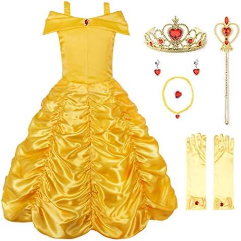 JerrisApparel Princess Shoulder Layered Costume product image