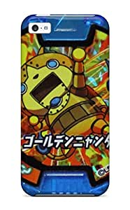 Premium [ZyuzxTo3827QILLy]youkai Watch Episode 25 Case For Iphone 5c- Eco-friendly Packaging
