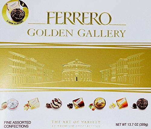 Ferrero Golden Gallery Chocolates