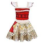 Comprar Moana Vaiana Disfraz Princesa Vestido Niña Traje Infantil - Tienda Online Disfraces accesorios y complementos - Envíos Baratos o Gratis