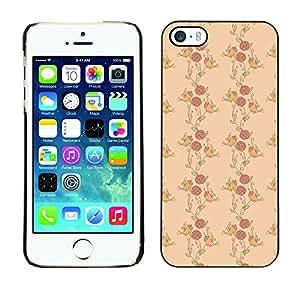 ZECASE Funda Carcasa Tapa Case Cover Para Apple iPhone 5 / 5S No.0000627