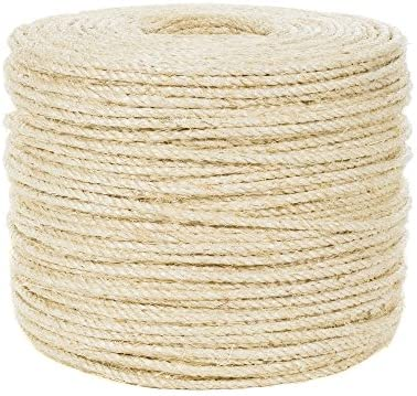 4 inch Premium Sisal Rope Friendly product image