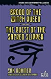 img - for Brood of the Witch Queen / The Quest of the Sacred Slipper book / textbook / text book