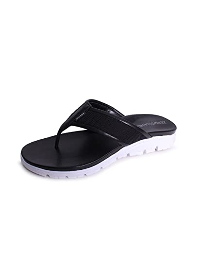 47fc035491bf Cole Haan Zerogrand Thong Sandal in Black (5)