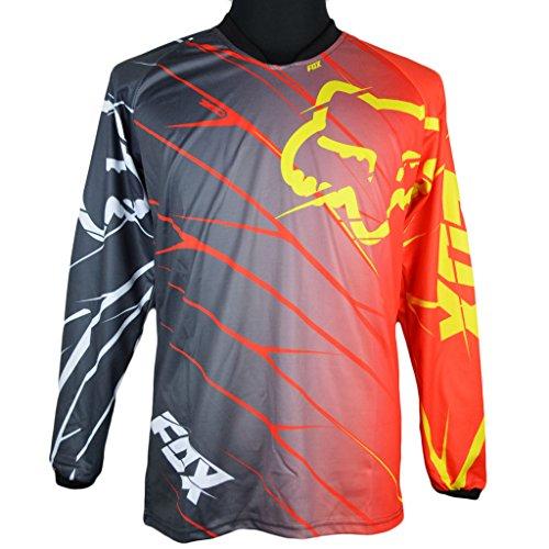 Fox Fit Mens Long Sleeve T shirt