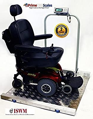 TREE LWC 800 Wheelchair Scale