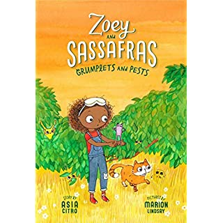 Grumplets and Pests: Zoey and Sassafras #7
