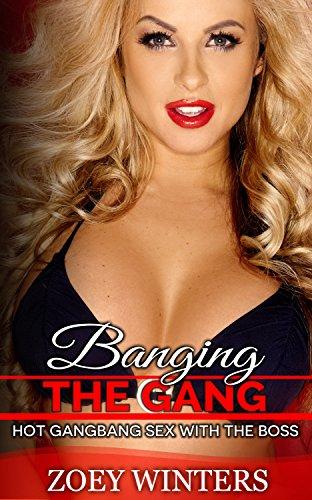 70 woman in gang bang