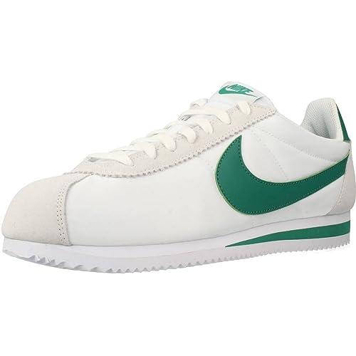 Nike Scarpe Sneakers CLASSIC CORTEZ Uomo Bianco 807472 103